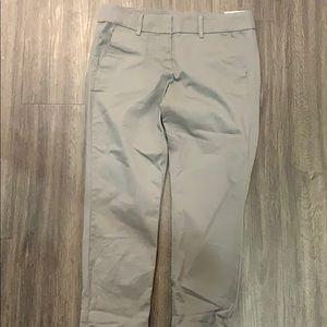Crop dress pants - the loft